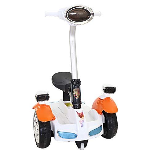 XYZLEO Hoverboard NiñOs Hoverboards Flash Colorido ProteccióN del Medio Ambiente Plegable Patin...