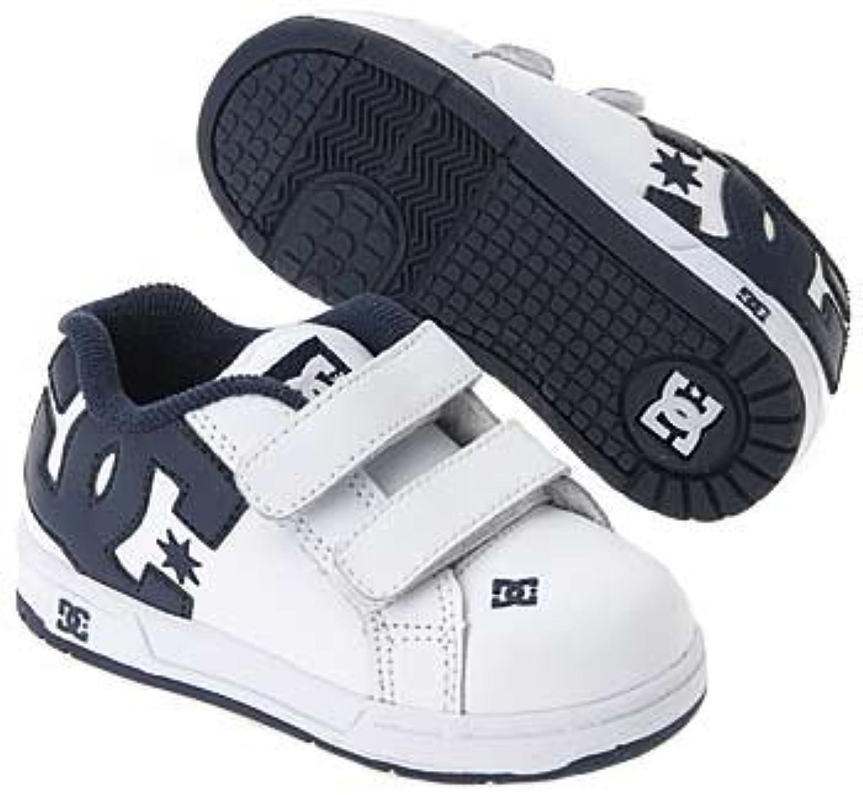 DC Infants Court Graffik Velcro 2 - Footwear  Kid's Footwear  Kid's Lifestyle