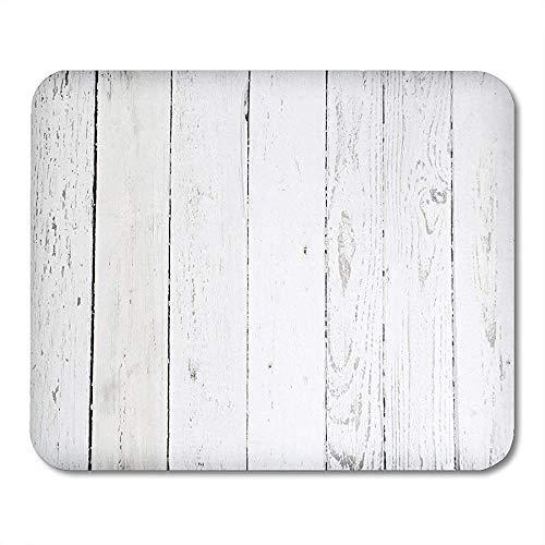 Mauspads Grau Holz Schwarz Verwitterte Holzplanke Farbe Rustikal Tisch Bodenleuchte MousepadMausmatten