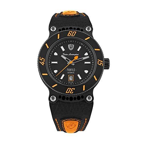 Tonino Lamborghini Reloj automático Panfilo TLF-T03-3 naranja