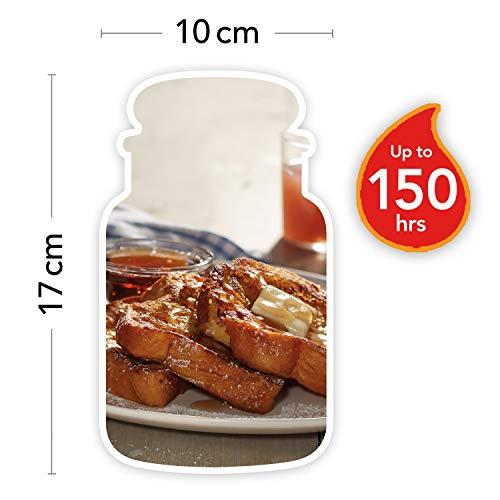 Yankee Candle candela profumata in giara grande | French Toast alla Vaniglia | durata: fino a 150 ore