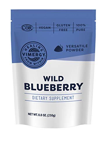Vimergy Wild Blueberry Powder