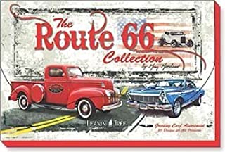 Route 66 By Greg Giordano Greeting Card Assortment 20 Designs for All Occasions