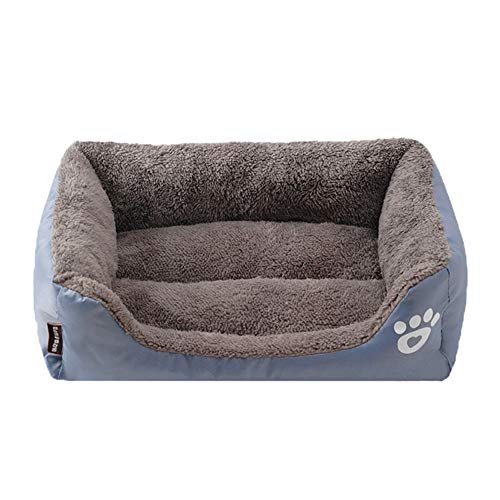 Aden Hundebett, Hundesofa,Hundekorb - Warm, Weich, Waschbar, Strapazierfähig - Für Kleine Und Große Hunde