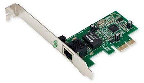 Fujitsu Gigabit Ethernet PCIe x1 DS FTS D2907 10/100/1000 Mbit/s Dash Managebility Fuer AMD Plattformen RJ45 WOL autodetect PXE Boot