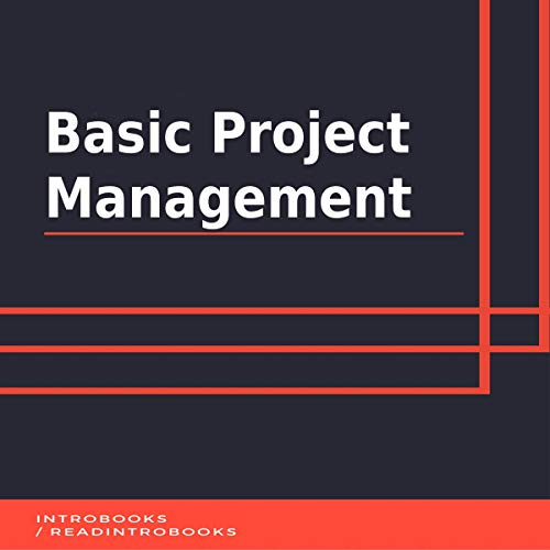 Basic Project Management cover art