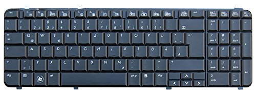 Preisvergleich Produktbild Nexpert Original deutsche QWERTZ Tastatur für HP Pavilion DV6 2120eg 2120sg 2125sg 2126eg 2127sg 2130eg 2133eg
