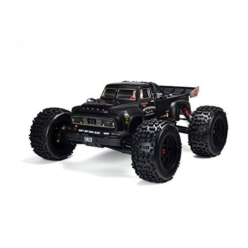 Preisvergleich Produktbild ARRMA Body,  Black Real Steel: Notorious 6S BLX