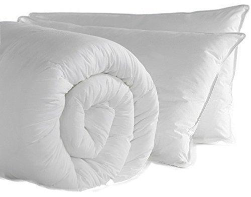 Rohi 10.5 Tog Single bed (polypropylene) Duvet + Two Free Pillows
