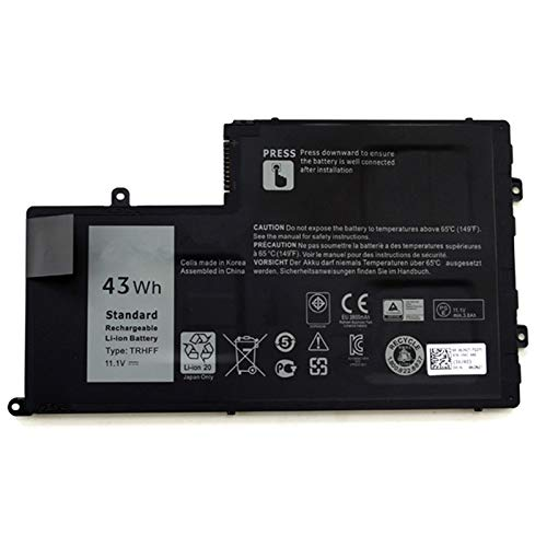 Huiyuan 43Wh 11.1V TRHFF Laptop accessories Compatible for Dell Inspiron 14 15 5445 5447 5548 5457 1V2F6 01V2F Compatible for Latitude 3450 3550 Series Laptop