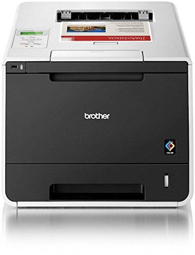 Brother HL-L8250CDN schwarz weiß Bild