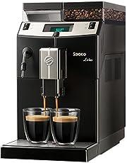 Saeco 10004476Espresso/cafetera automática para café genießer o simplemente para la oficina