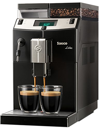 Saeco Lirika Automatic Coffee Machine.
