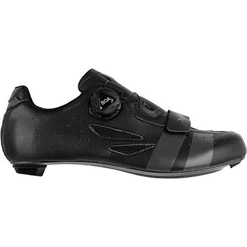 Lake CX218 Fahrradschuh, Herren, Herren, Lake, schwarz / grau, 41