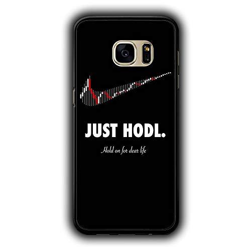 IIFENGLE Just Hadl OT Nokk Black Cover Phone Case For Funda Samsung Galaxy S7 Edge