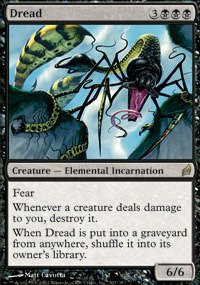 Magic The Gathering - Dread - Lorwyn - Foil