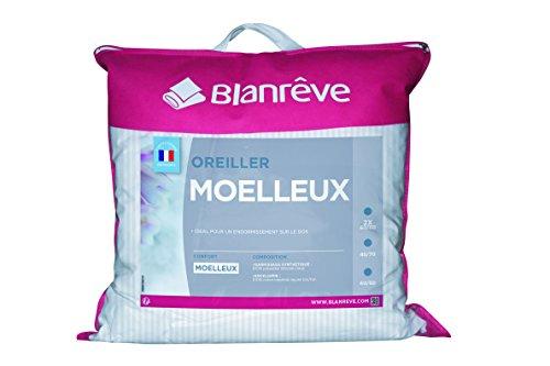 Blanrêve ORMOEHP026060 Oreiller Moelleux 60 x 60