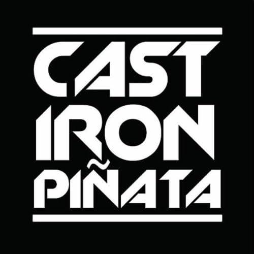 Cast Iron Piñata
