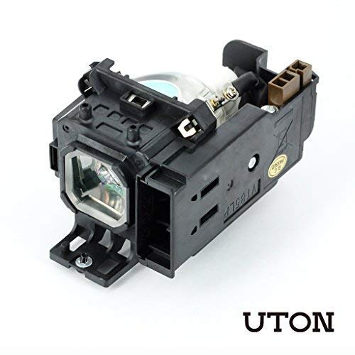 Uton VT85LP Projector Lamp Replacement for NEC VT480 VT490 VT491 VT495 VT580 VT590 VT595 VT695 Projectors