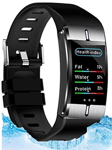 N3 ZELEK Smart Watch Women Reloj Inteligente Mujer Hombre Pulsera Actividad Inteligente Reloj Deportivo Reloj Hombre Grasa Corporal IMC Impermeable Reloj Mujer Smartwatch Xiaomi Smartwatch Para Niños