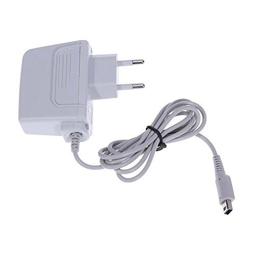 DOMYBEST AC Adattatore di alimentazione per Nintendo 3DS / NDSI / 3DSXX Console di gioco EU Plug