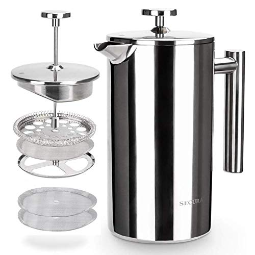 Secura French Press Coffee Maker