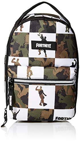 FORTNITE Kids' Big Multiplier Lunch Kit, black/Green, One Size