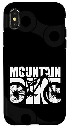 iPhone X/XS Mountain Bike - MTB Case