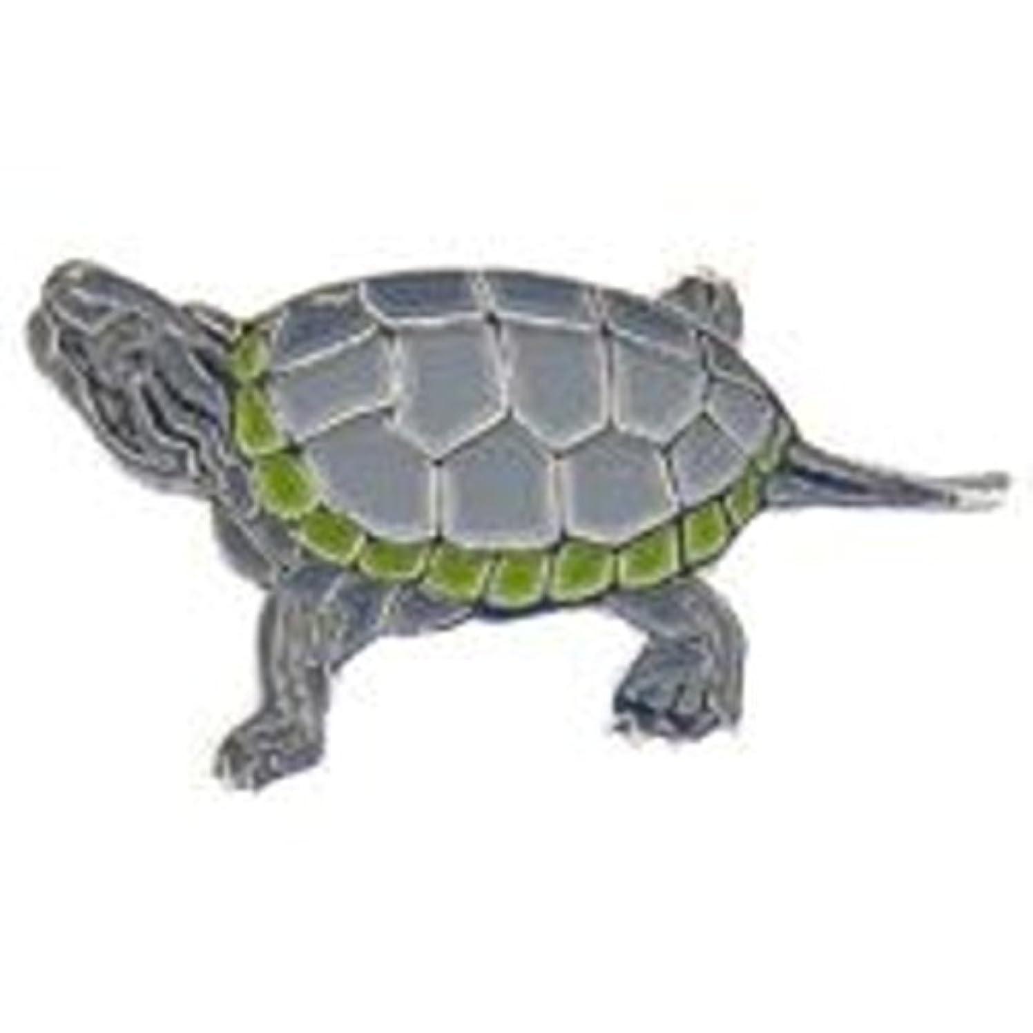 EagleEmblems P00236 Pin-Turtle (1'')