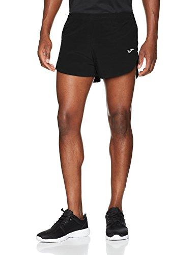 Joma Olimpia Pantalones Cortos, Hombre, Negro, S