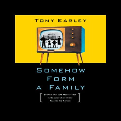 Somehow Form a Family  By  cover art