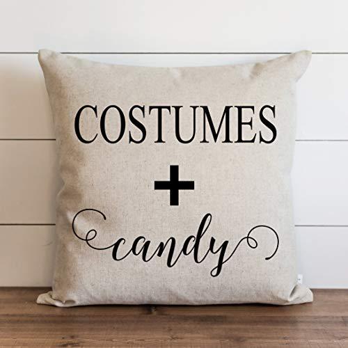 Qui556 Halloween Kussensloop Kostuums Snoep Halloween Decor Fall Kussen Cover Herfst Kussen Cover Thanksgiving Home Decor