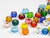 Rocailles Perlen | 4.5mm, Color Mix, 1000 Stück