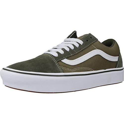 VANS COMFYCUSH Old SKO Chaussures DE Sport Verde VN0A3WMAWX31