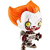 Funko Pop Movie : Stephen King'S It 2 - Pennywise with Skateboard (Exclusive) 3.75inch Vinyl Gift fo...