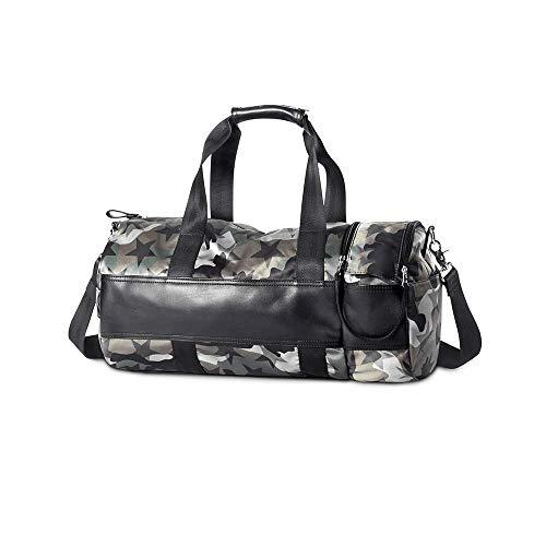 ZXT Camouflage Messenger Sac À Main Épaule Paquet Sac de Remise en Forme Hommes Et Femmes Sac de Formation Sac De Voyage Multi-Fonction