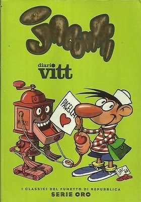 JACOVITTI DIARIO VITT I Classici del Fumetto di Repubblica Serie Oro 2005