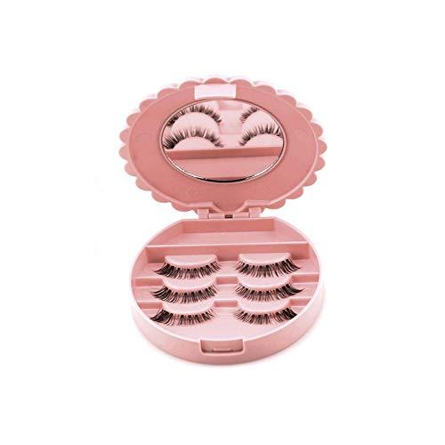 Pestañas Postizas 38 marca LittleBeautiful Eyelash Storage Box