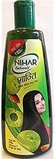 Nihar Naturals Shanti Almond Amla Oil- 300 ml