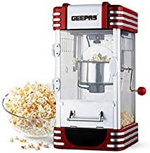 Geepas Kitchen Appliance,Popcorn Makers - GPM839