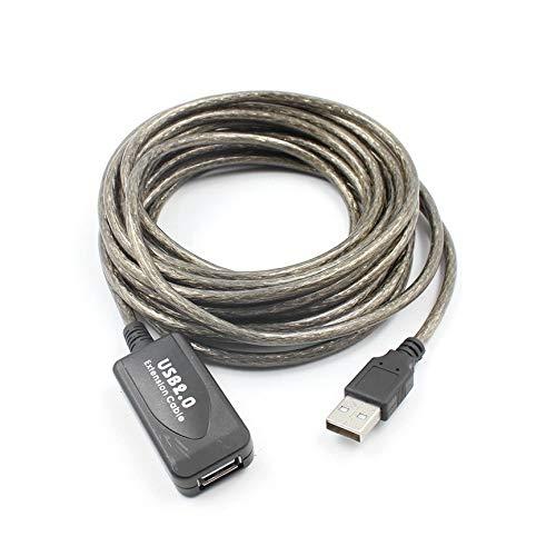 Peanutaoc USB2.0 Verlengkabel Signaal Versterking Verlengkabel Draadloze Netwerkkaart Verlengde Kabel Verlengde Lijn Met Chip