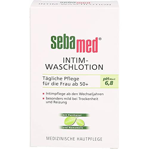 Sebamed Intim Waschlotion pH 6,8 f�r die Frau ab 50, 200 ml