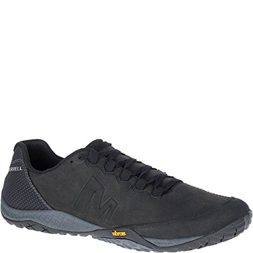Merrell Herren Parkway Emboss Lace Sneaker, Schwarz (Black Black), 44.5 EU