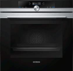 Siemens HB634GBS1 iQ700 built-in oven / A + / 71 l / black / stainless steel / 4D hot air