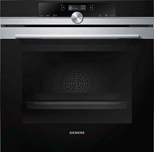 Siemens HB634GBS1 iQ700 Four électrique/71 L/Air chaud 4D/acier inoxydable