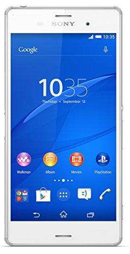 Sony Xperia Z3 Compact D5803 16GB Unlocked GSM LTE 20MP Camera Smartp - White