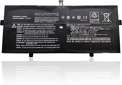 Binger New L15M4P23 Replacement Laptop Notebook Battery Compatible with Lenovo Yoga 910 Yoga 5 Pro Series