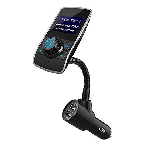 YYZLG groot scherm auto Mp3 handsfree telefoon auto muziekspeler Bluetooth ontvanger autolader
