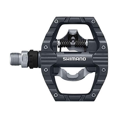 Shimano Unisex– Erwachsene Fahrradpedale-2091881300 Fahrradpedale, schwarz, One Size - 4