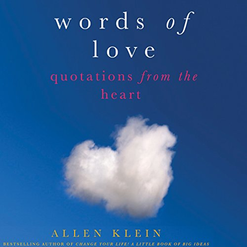 Words of Love audiobook cover art